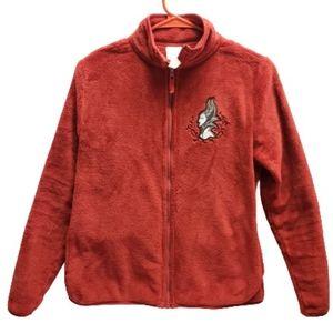 DISNEY Maleficent Fleece Full Zip Jacket